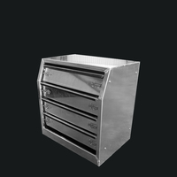 Aluminium Toolbox Drawer Units